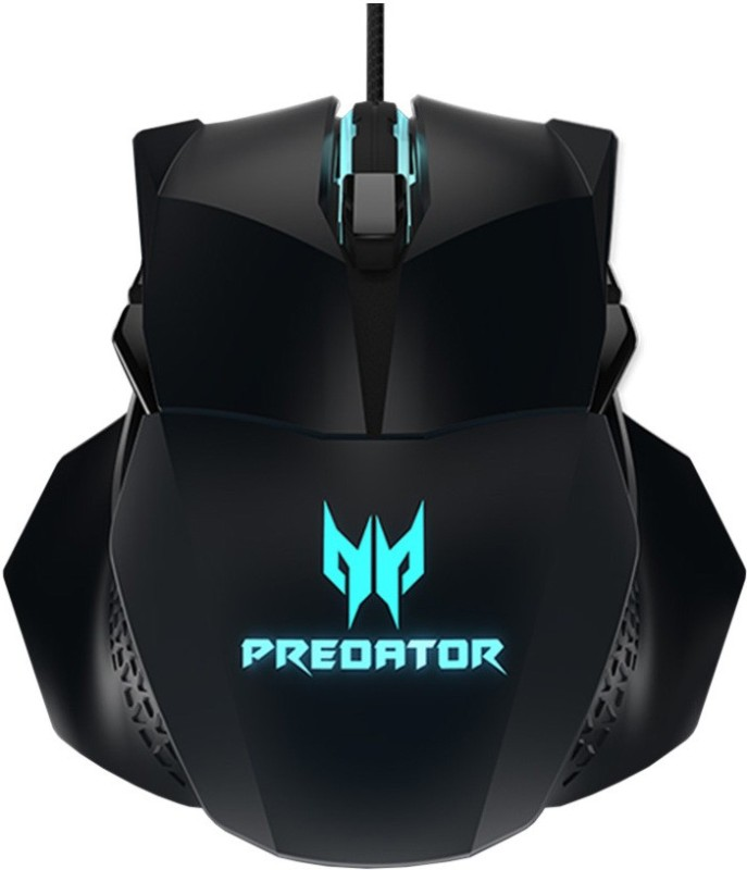 Acer Predator Cestus 500 Wired Optical Gaming Mouse(USB 2.0, Black)