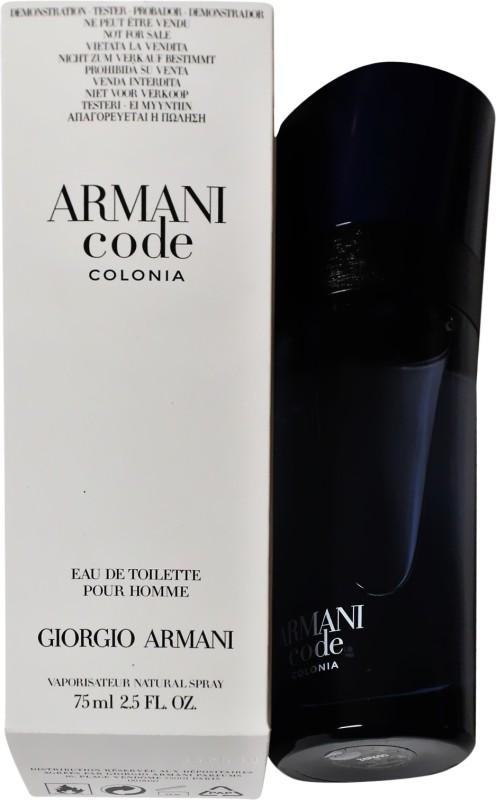 Giorgio Armani Code Colonia Eau de Toilette - 75 ml(For Men)