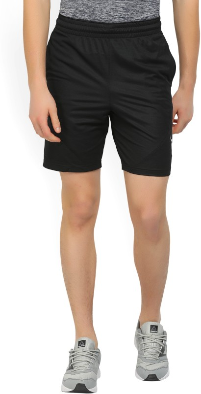 Nike Printed Mens Black Sports Shorts
