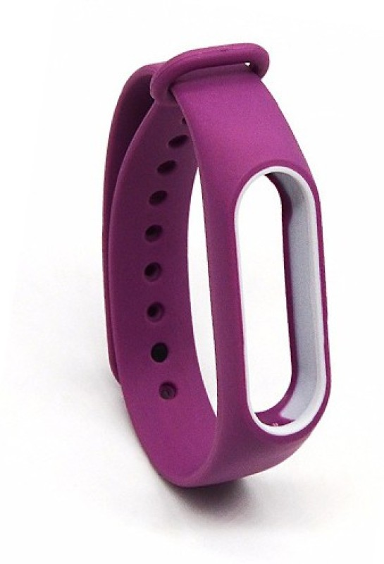 Veronic Band strap Smart Band Strap(Purple)