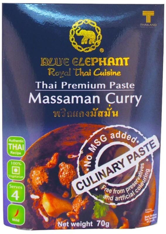 Blue Elephant Thai Massaman Curry Paste, 70 Gms(70 g)