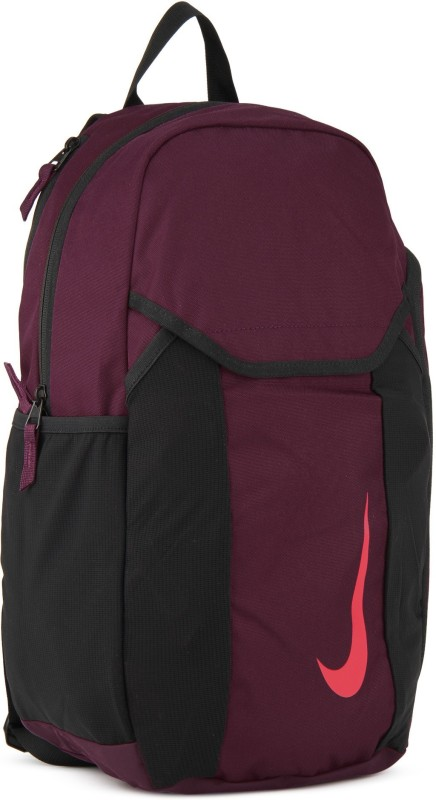 Nike NK ACDMY BKPK 2.0 11.81 L Backpack(Black, Purple)