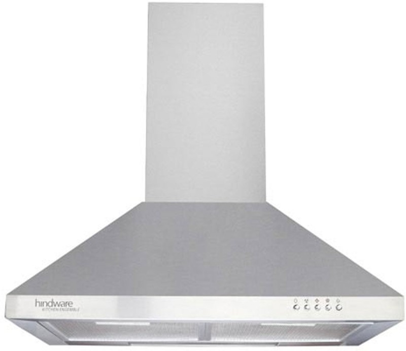 Hindware 510276 Wall Mounted Chimney(Stainless Steel 820)