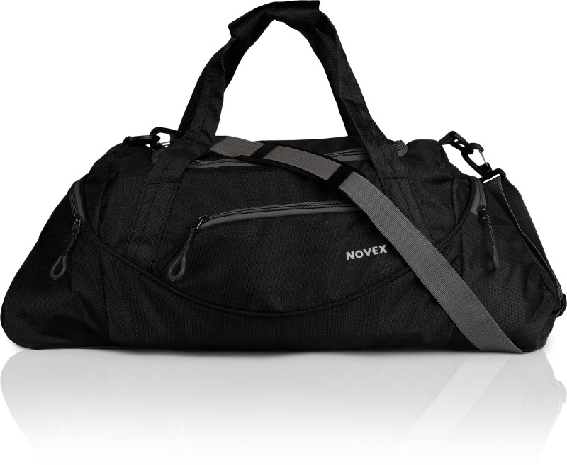 Novex Lite 2 Travel Duffel Bag(Black)
