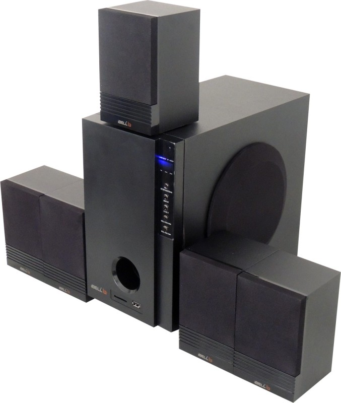 iBELL IBL 2448 DLX 5.1 Home Cinema(MP3)