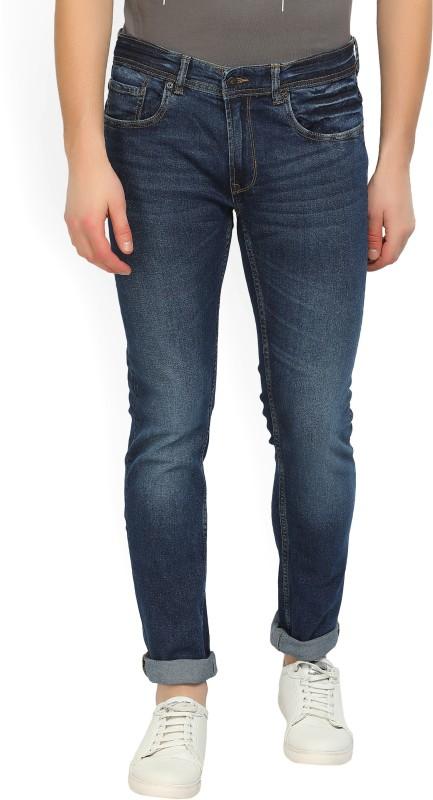 Peter England Slim Men's Blue Jeans