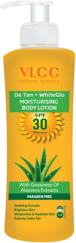 VLCC De Tan Plus White Glow Moisturising Body Lotion(350 ml)
