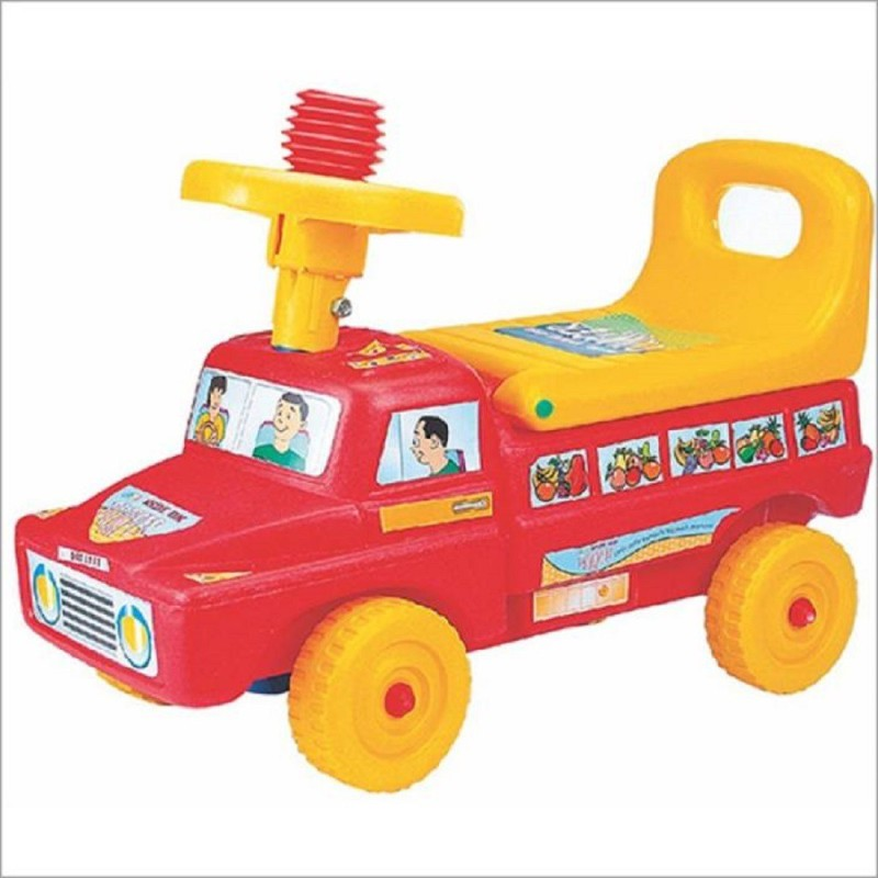 KIDLAND Ride on Dumper Deluxe(Multicolor)