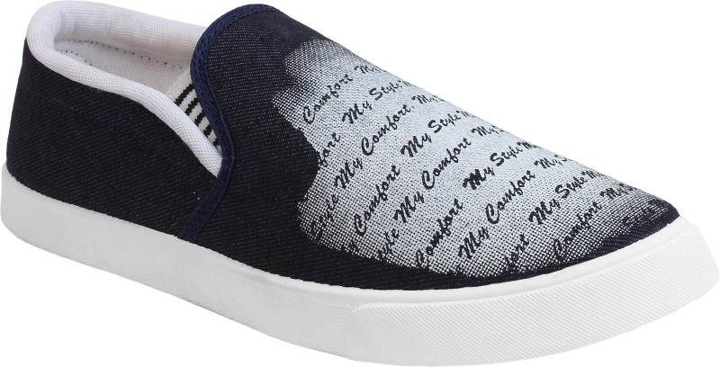 Sporter Loafers For Men(Blue)