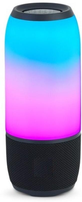 PERU MP_2548RM_PULSE 3 10 W Bluetooth Speaker(Black, Stereo Channel)