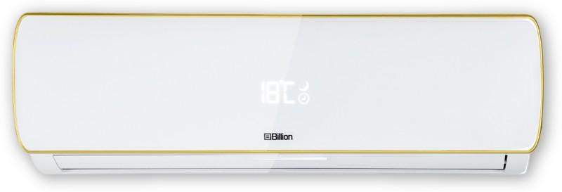 Billion 1.5 Tons 3 Star Split Inverter AC - White, Gold(AC171, Copper Condenser)