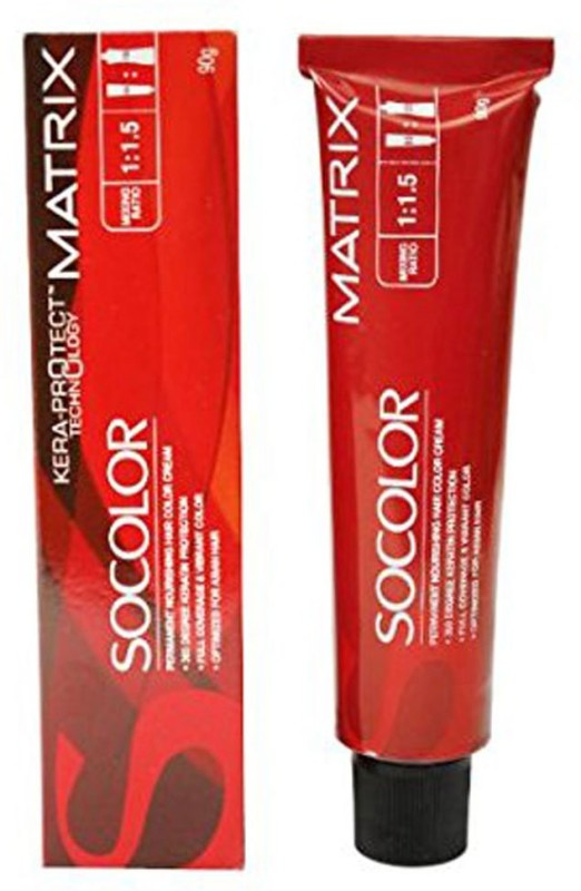 Matrix Socolor 5.8 ( Mocha Light Brown ) Hair Color(5.8)