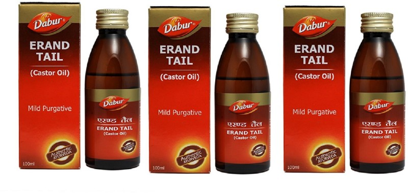 Dabur Erand Tail - 50 ml (pack of 3) Hair Oil(50 ml)