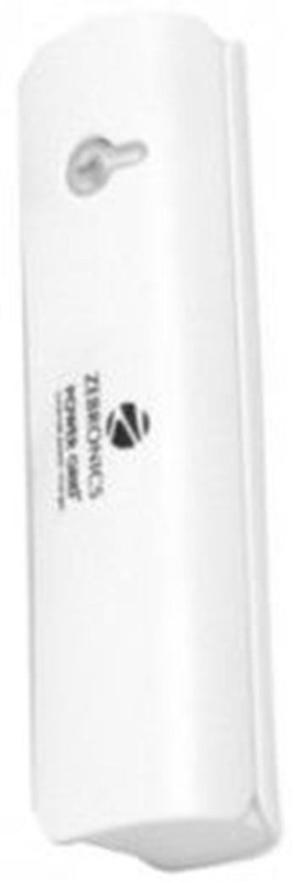 Zebronics 2200 Power Bank (ZEBPG2200, 5000 mAh External Battery)(White, Lithium-ion)
