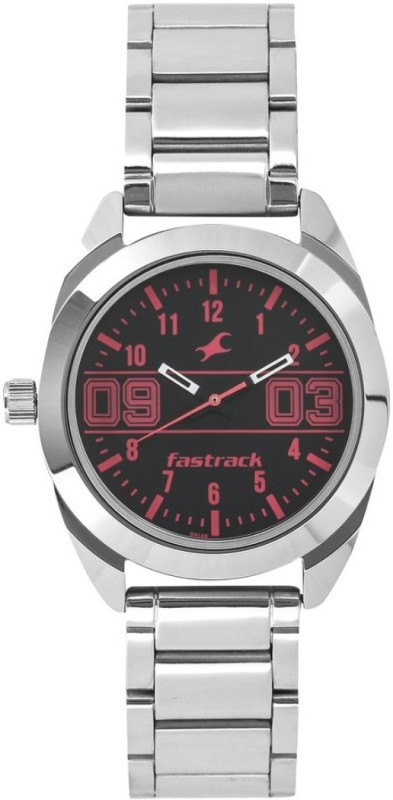 Fastrack 6171SM01 Varsity Watch For Women