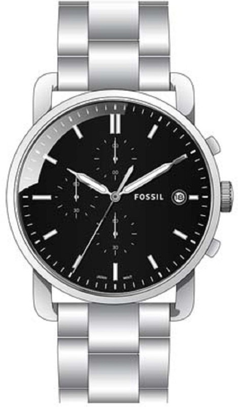Fossil FS5399 Chronograph The Commuter Analog Watch - For Men