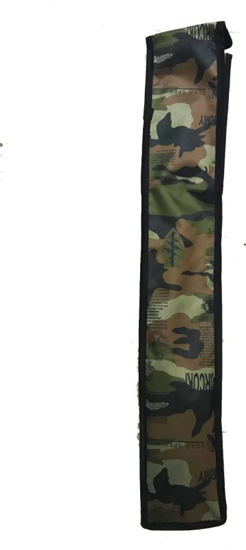 BUY INDIAN MADE ARMY STYLE MILITARY LOOK Bat Cover Free Size(Green)