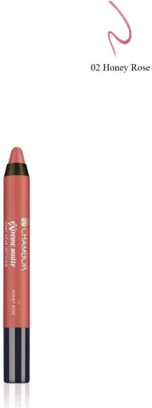 Chambor Extreme Matte Lip Colour (Honey Rose 02)(Honey Rose 02)