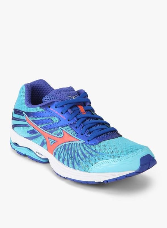 53d5fd9cfd55 Mizuno WAVE SAYONARA 4 (W) Running Shoes For Women(Blue)