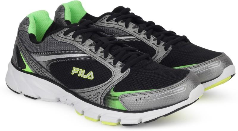 Fila FLIGHTSCAPE Running Shoes For Men(Black)