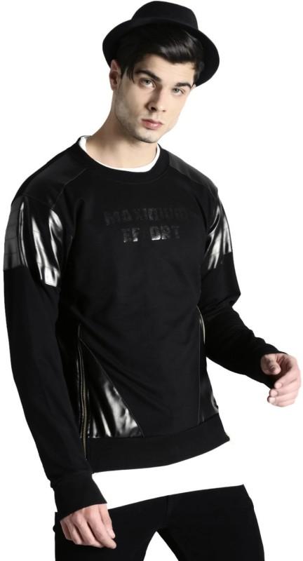 Kook N Keech Full Sleeve Solid Men Sweatshirt