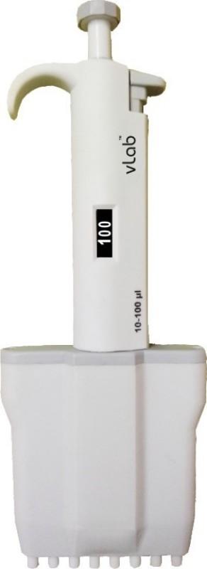 VLAB Multi Channel Manual Laboratory Pipette(100 microliter)