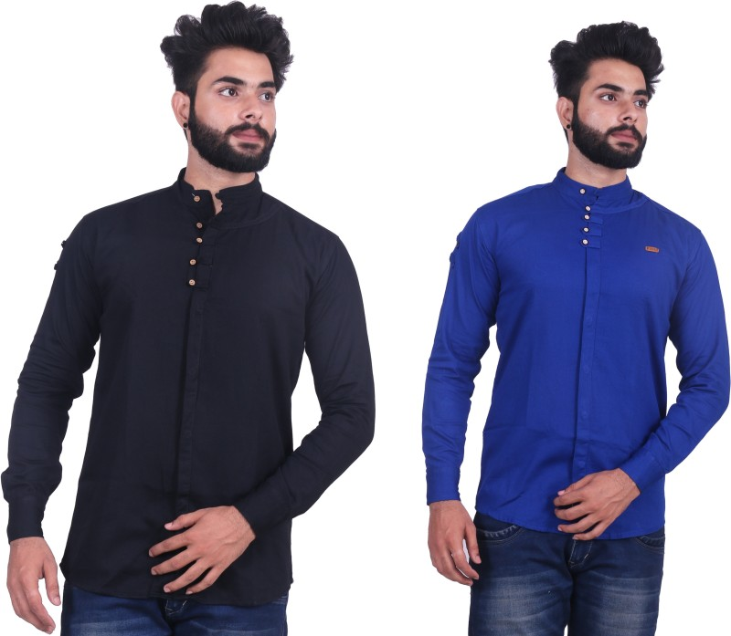 9a5d77bfd70 Rosso Fem Men Shirts Price List in India 29 March 2019
