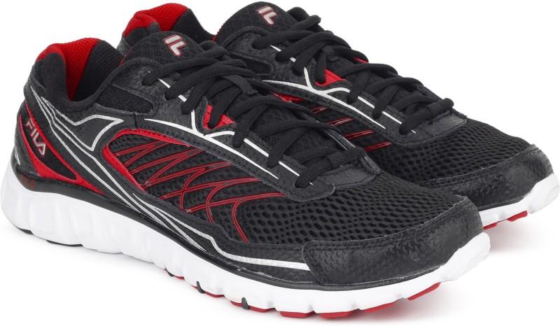 Fila MEMORY MARANELLO 5 Running Shoes For Men(Black)