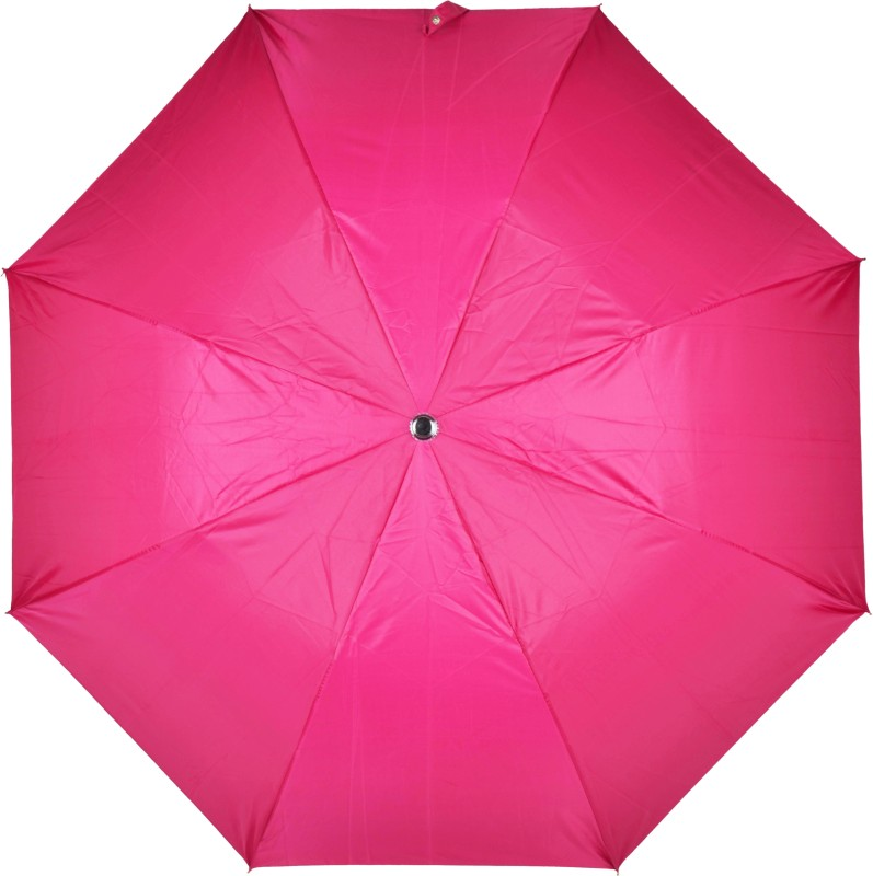 Fendo 2 Fold Auto Open Umbrella(Pink)