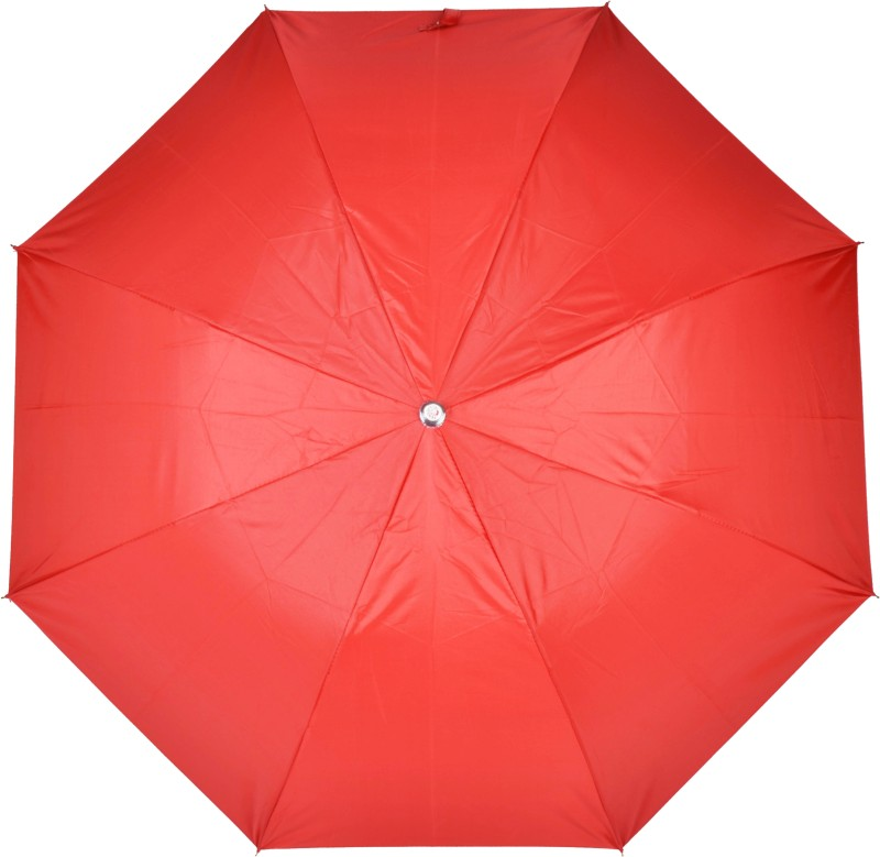 Fendo 2 Fold Auto Open Umbrella(Red)