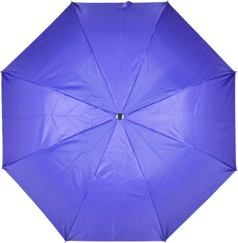 Fendo 2 Fold Auto Open Umbrella(Violet)