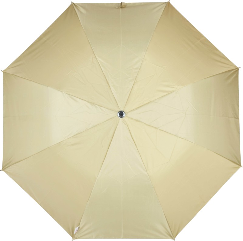 Fendo 2 Fold Auto Open Umbrella(Beige)