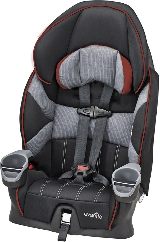 Evenflo Maestro Booster Car Seat Booster Car Seat(Black)