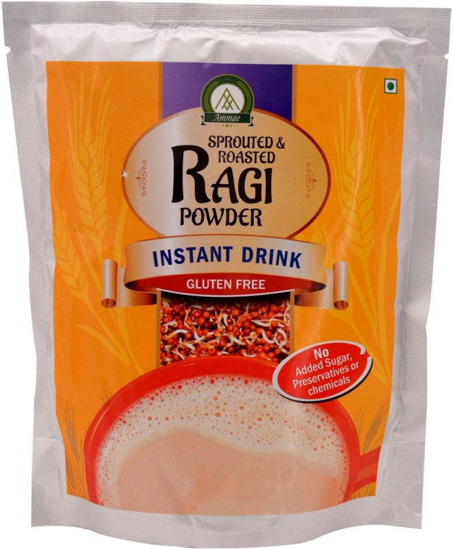 ammae Sprouted Ragi Powder (Value Pack) -(400 g)