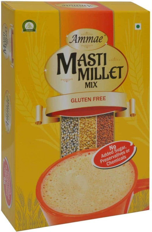 ammae Masti Millet Mix, 125g ( Pack of 2)(2 x 125 g)