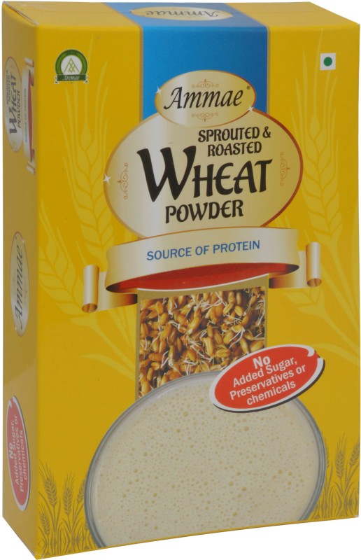 ammae Sprouted Wheat Powder , 125g (Pack of 2)(2 x 125 g)