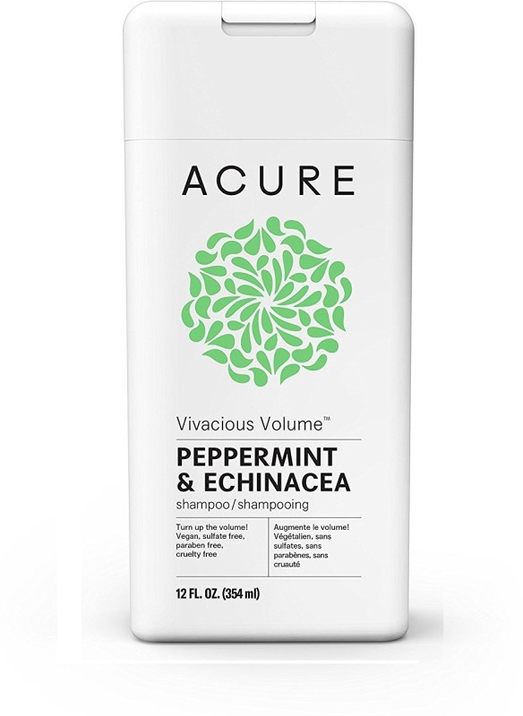 Acure Volume Shampoo, Mint,(354 ml)