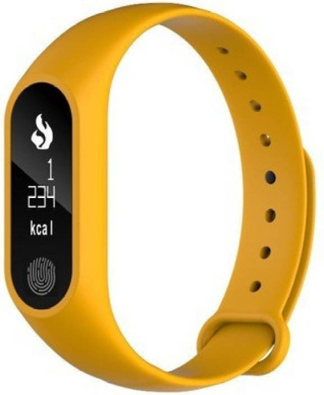ESSQUE 591U M2 Band(Yellow Strap, Size : FREEE)