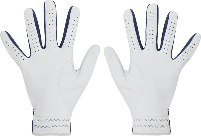 Puma Form Stripe Perform Glove LH Gym & Fitness Gloves (M, Blue)