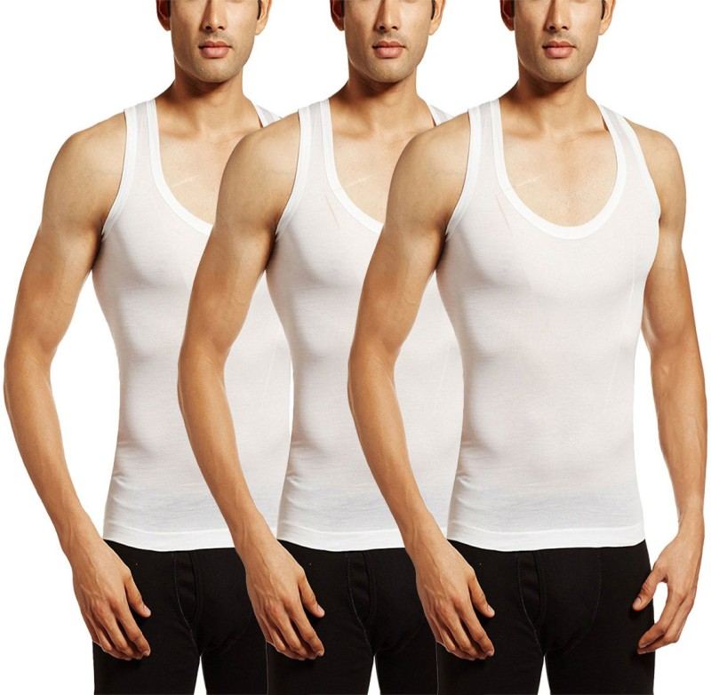 1st RANK Mens Vest(Pack of 3)