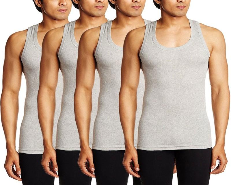 1st RANK Mens Vest(Pack of 4)
