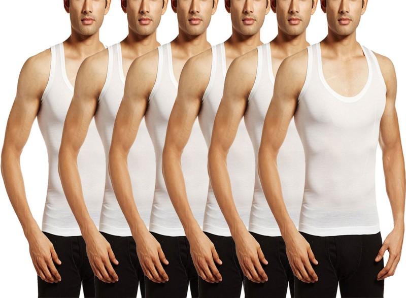 1st RANK Mens Vest(Pack of 6)