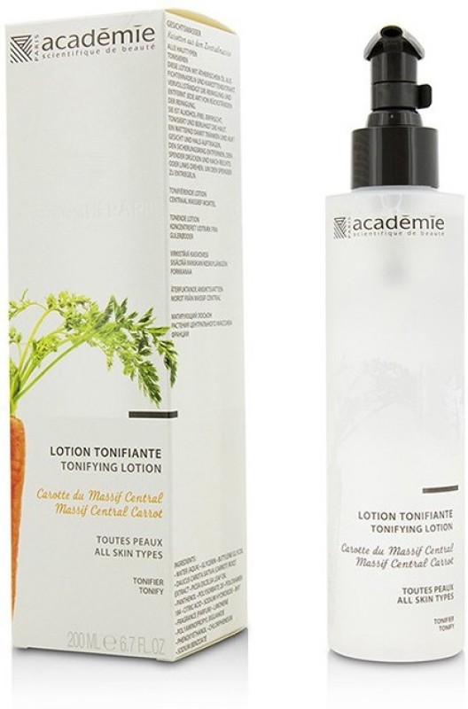 Academie Aromatherapie Tonifying Lotion - For All Skin Types(200 ml)