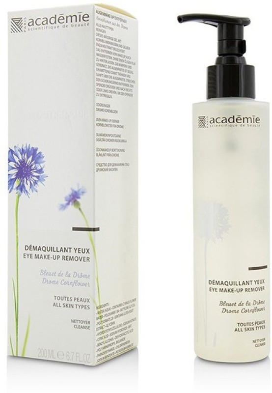 Academie Aromatherapie Eye Make-Up Remover - For All Skin Types(200 ml)