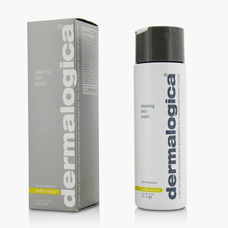 Dermalogica MediBac Clearing Skin Wash(250 ml)