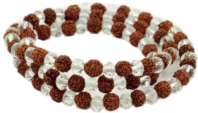 Gems Jewels Online Wood Crystal Bangle Set
