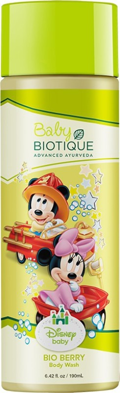 Biotique Bio Berry Mickey Body Wash(190 ml)