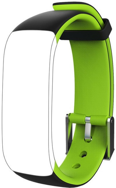 Omnix P1 Plus Fitness Band(Green, Pack of 1)