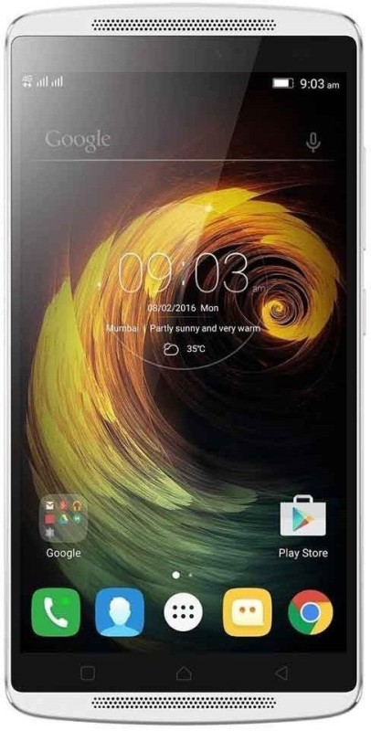 Lenovo K4 Note (White, 16 GB)(3 GB RAM)