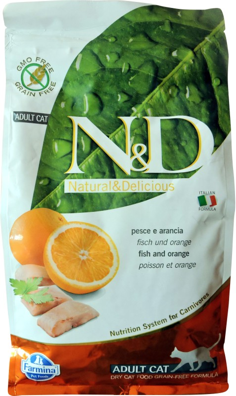 farmina N&D Adult cat 1.5kg 1.5 kg Dry Cat Food